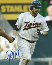 **GFA Minnesota Twins *JASON KUBEL* Signed 8x10 Photo K5 COA**