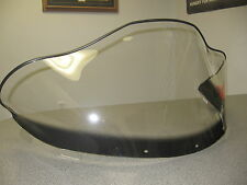POLARIS LOW CLEAR WIDE EDGE CHASSIS WINDSHIELD