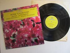 "Tchaikovsky Swan Lake - The Sleeping Beauty12"" Lp  BPO Karajan DG 2530195 Uk '72"