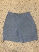 """lululemon gravel dust chambray multi mens pace breaker shorts 7"""" size medium"""