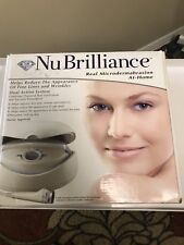 NuBrilliance Microdermabrasion Kit