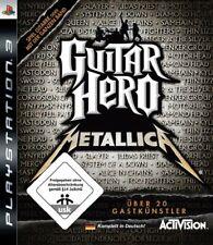 PS3 / Sony Playstation 3 Spiel - Guitar Hero: Metallica DE/EN mit OVP