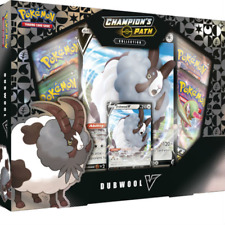 Pokémon TCG Champions Path Dubwool V Collection SEALED Box