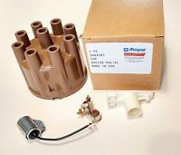 for MOPAR NOS Big/SmallBlk Points Tune-Up Kit 318-383-440 Dart Charger Plymouth