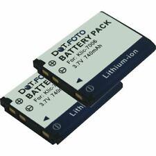 2 x Battery for Kodak KLIC-7006 - 3.7v / 740mAh   EasyShare MD30
