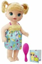 Baby Alive Ready For School Set Blonde Kids Toy Girl Baby Doll MISB