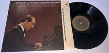 HOROWITZ PLAYS RACHMANINOFF Sonata in B-Flat Minor Op 36 LP Columbia M 30484