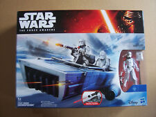 Star Wars The Force Awakens - FIRST ORDER SNOWSPEEDER (w/ SNOWTROOPER OFFICER)
