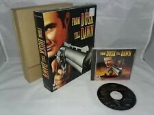 🧛 🔫 From Dusk Till Dawn - Big Box PC, 2001) w/ Free Shipping 📮