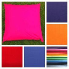 Handmade Patternless 100% Cotton Decorative Cushions