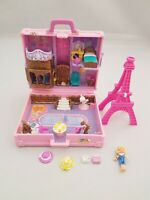 Vintage Polly Pocket BlueBird 1996 Polly in Paris almost COMPLETE