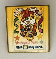 20 Magical Years Roger Rabbit Walt Disney World Pin Badge Rare Vintage (E8)