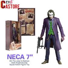 "7"" DC The Joker In Batman Dark Knight Suicide Squad Action Figure Toy Model"