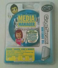 New Factory Sealed Game Shark Media Manager for Nintendo Wii Console Cheat Codes