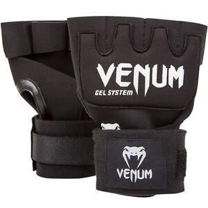 Venum Gel Bandagen Kontact. Muay Thai, MMA, Kickboxen, K1 Boxbandagen, Wraps
