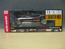 Doheny & Fullerton Trojan Horse 1972 Ford Mustang Funny Car 2014 Auto World 1:18