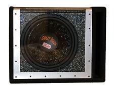 SIOUX NEON 600 MK II - 30CM 1000 WATT BANDPASS SUBWOOFER TOP !