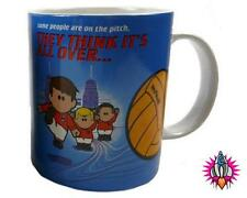 WEENICONS ENGLAND 1966 FOOTBALL WORLD CUP THEY THINK ITS ALL OVER BOXED MUG CUP