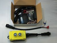 Flowfit 12V DC <b>Double Acting</b> Double Solenoid Hydraulic Power ...