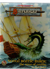 TSR AD&D 2E BIRTHRIGHT Naval Battles  Seas of Ceril 3134 BOXED DUNGEON DRAGON