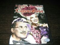Copacabana DVD Groucho Marx Carmen Miranda Sigillata Nuovo