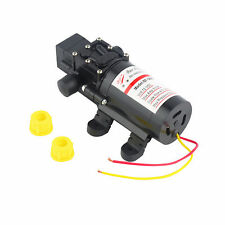 DC 12V 4L/min Micro Diaphragm High Pressure Water Pump Automatic Switch AU