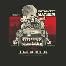 Motor City Mayhem - Shitfaced and Outta Luck CD METALAPOLI