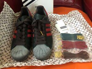 Adidas superstar ian brown obyo kzk UK10