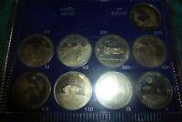 APOLLO BY GALAXY Token Coin Commemorative Set In Case
