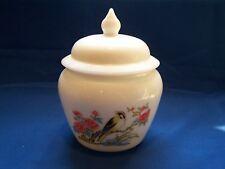 Vintage Avon covered bowl