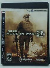 Call of Duty: Modern Warfare 2 Game - Sony Playstation 3 PS3 MW2 Great Game!