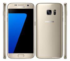 """Doré 32Go 5,1"""" Samsung Galaxy S7  SM-G930A Smartphone 4G LTE Téléphone Débloqué"""