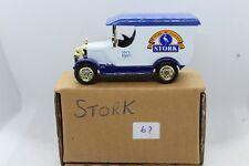 Oxford Diecast Morris Bull Nose Van with Stork SB Decals
