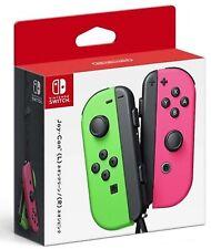 Nintendo Interruttore Gioia Condizionata Wireless Controller Neon Rosa Gioco