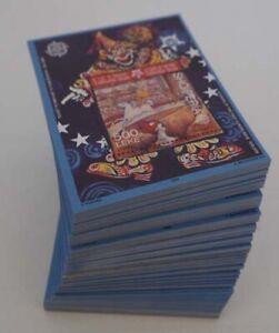 2005 Albanien; 500 Blocks Zirkus, postfrisch/MNH, Bl. 157, ME 5500,-