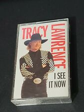 Tracy Lawrence I See It Now Cassette Tape A28