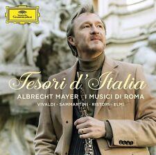 TESORI D'ITALIA - MAYER,ALBRECHT/I MUSICI DI ROMA CD NEU