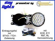LED Tagfahrlicht Tagfahrleuchten VW T5 Daylights