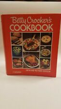 Betty Crocker's Cookbook: New and Revised Edition 4th Printing 1980 Ring Binder