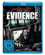 Evidence - Überlebst du die Nacht? ( Horrorfilm ) - Brett Rosenberg BLU-RAY NEU