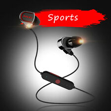 Sport Stereo Wireless Bluetooth Headset Handsfree Earphone For iPhone Samsung LG