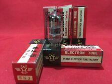 6N3 VACUUM TUBE VALVE TESTED NOS ELECTRON TUBE PEKING 6N3 EQIUV 2C51 396A 5670