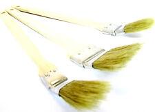 3PZ testa angolato RADIATORE Brush Set painting & Decorazione ETC TZ DC037