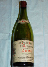 1929 ancienne BOUTEILLE de VIN BOURGOGNE CORTON joseph DROUHIN beaune COTE D'OR