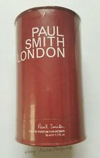 Paul Smith London 50ml 1.7oz EDP Spray Womens Perfume Rare Discontinued