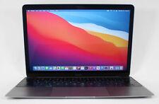 """12"""" Apple MacBook 2016 Retina 1.2GHz Core M5 8GB RAM 512GB SSD SPACE GRAY+WNTY!"""