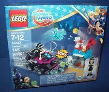 LEGO DC Super Hero Girls 41233 LASHINA TANK Krypto the Superdog NIB NEW SEALED