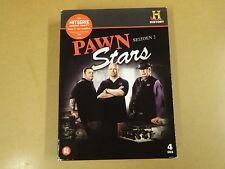 4-DISC DVD BOX / PAWN STARS - SEIZOEN 2