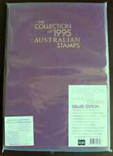 1995 Collection of Australian Stamps Deluxe Edition - Sealed, Mint Condition.