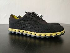 Men's Camper Black & Yellow Sneakers Mesh Fabric Shoes 42 Size 9